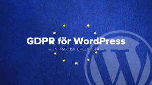 GDPR for WordPress from WordPress Meetup Westeros