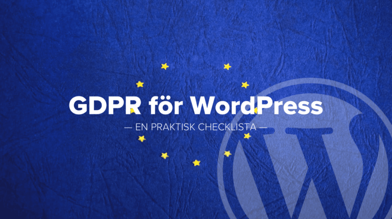 GDPR for WordPress from WordPress Meetup Westeros
