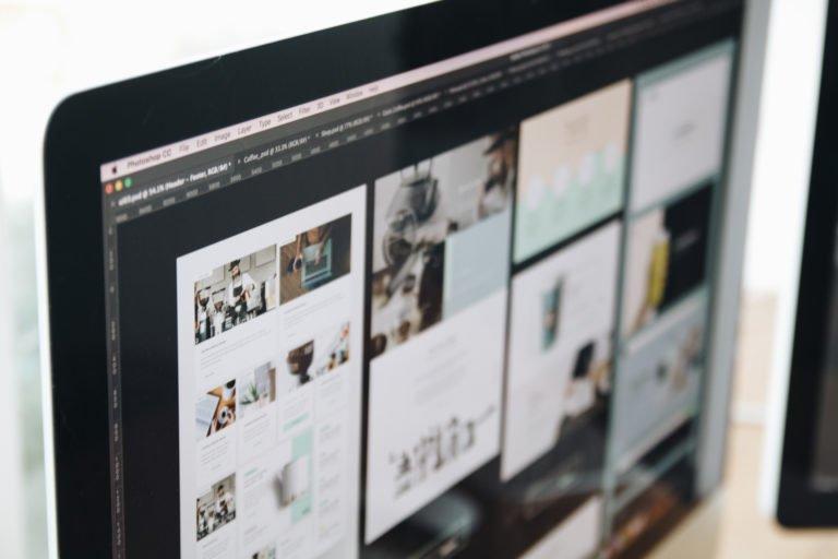 Ta kontroll över innehåll på din webbplats med innehållsmallar